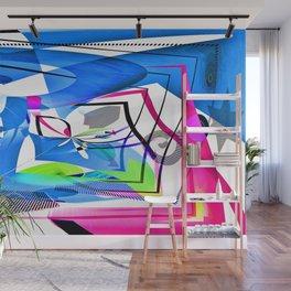 An Advantageous Perspective Wall Mural