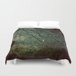 Into the Enchanted Forest Duvet Cover