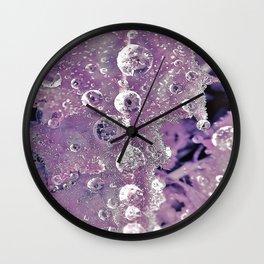 pearls of nature Wall Clock