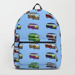 Camper pattern Backpack