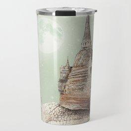 The Snail's Dream Travel Mug