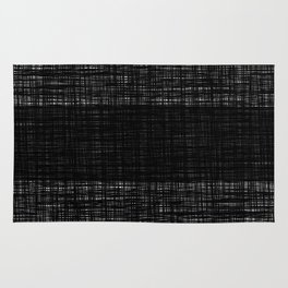 platno (center stripe) Rug