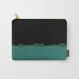 GLACIERS Carry-All Pouch