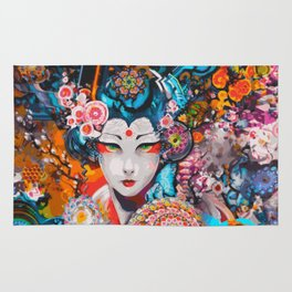 Geisha Style Rug