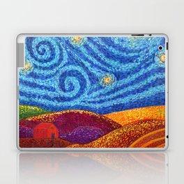 Grounding Hills Laptop & iPad Skin