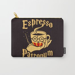 Espresso Patronum Carry-All Pouch