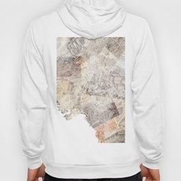Athens map Hoody