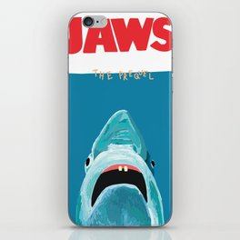 JAWS the prequel iPhone Skin