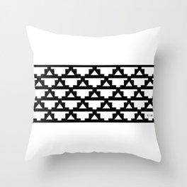 Pre-Columbian I Throw Pillow