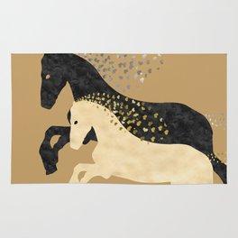 Free Horses Rug