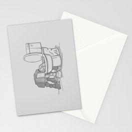 Bad, bad Walker Stationery Cards