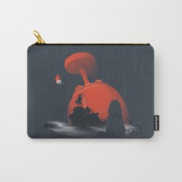 Furi Kuri - Nothing amazing happens here Carry-All Pouch