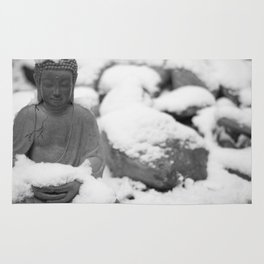 Buddha in Himalaya Rug