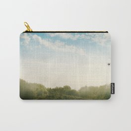 Over the Hill and Far Away Carry-All Pouch