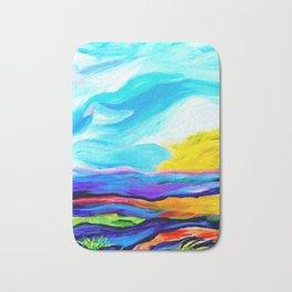 Colorful Journey Bath Mat
