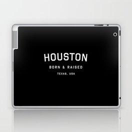 Houston - TX, USA (Arc) Laptop & iPad Skin