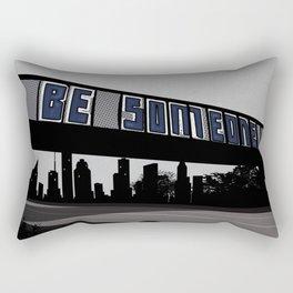 Be Someone - Houston Rectangular Pillow