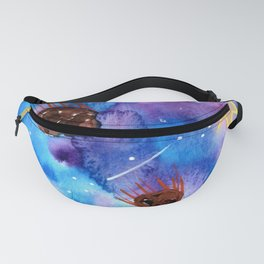 Asteroid Day Fanny Pack