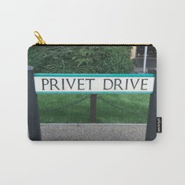 Privet Drive Sign Carry-All Pouch