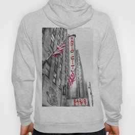 Radio City Music Hall New York Hoody