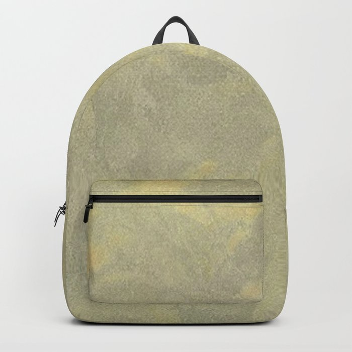 Modern Masters Metallic Plaster - Aged Gold and Silver Fox - Custom Glam Backpack