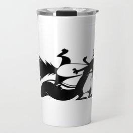 Pepe Le Pew Travel Mug