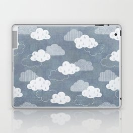 RAIN CLOUDS Laptop & iPad Skin