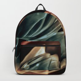 Blaue Tulpen Backpack