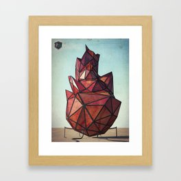 p6.1 Framed Art Print
