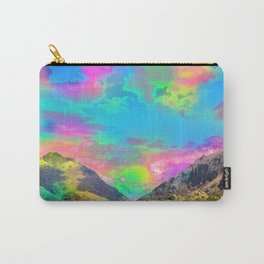 Truly High Mountains Carry-All Pouch