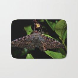 Night Moth Bath Mat