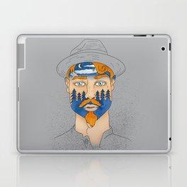 Forest Man Laptop & iPad Skin