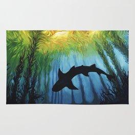 Kelp Forest II Rug