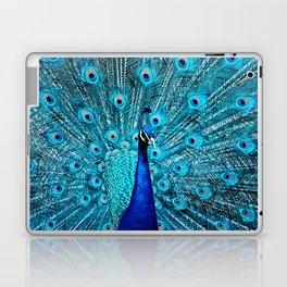Peacock  Blue 11 Laptop & iPad Skin