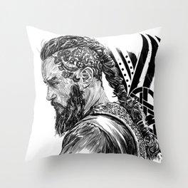 Ragnar Throw Pillow