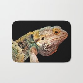 BEARDED DRAGON Bath Mat