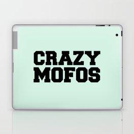 Crazy Mofos Laptop & iPad Skin
