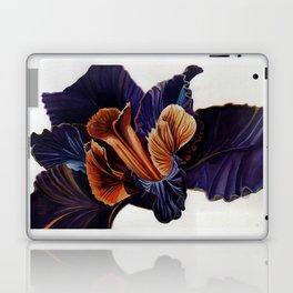 Black Iris Laptop & iPad Skin