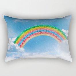 Candy Rainbow Rectangular Pillow