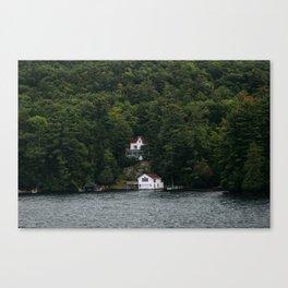 River front Canvas Print