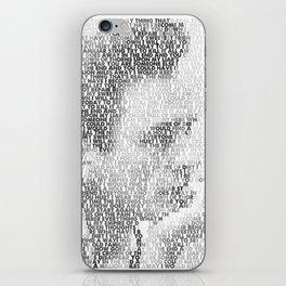 Hurt iPhone Skin