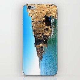 Cascais Rocks iPhone Skin