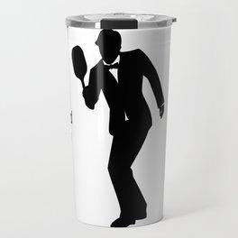 Agent 002 - Licensed to Dink Travel Mug