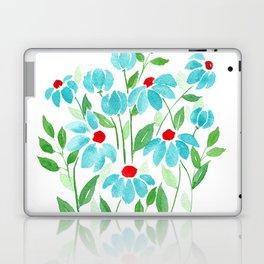 Turquoise World Laptop & iPad Skin