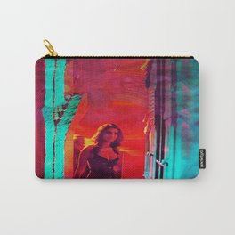 Colorblind Doorways Carry-All Pouch
