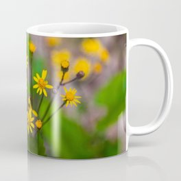 Wildflowers In Shenandoah National Park Coffee Mug