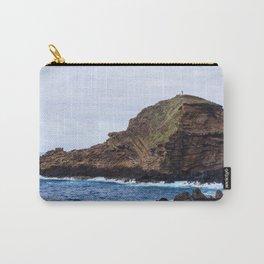 Porto Moniz, Madeira island, Portugal. Carry-All Pouch
