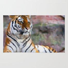 Regal Tiger Rug