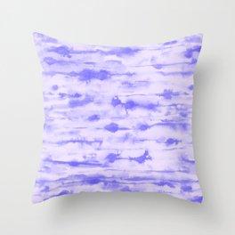 Stratus Ultraviolet Throw Pillow