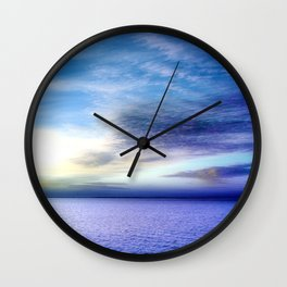 Sharm Sunrise 2 Wall Clock